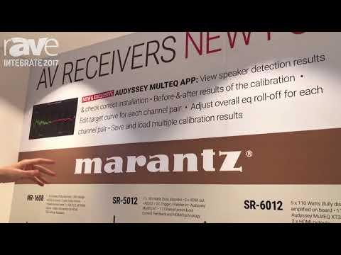 Official* Marantz 2017 NR1508/1608, SR5012/6012/7012 owner's