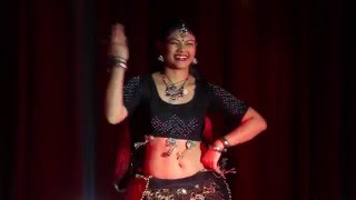 'Chaudhary' - Mame Khan, Indian Fusion Dance by Nitisha Nanda