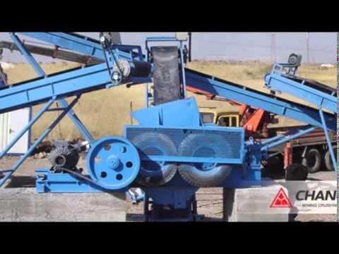 iron ore crushers from china in Somalia