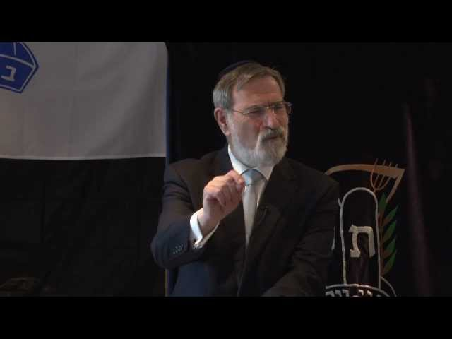 Ekev 5771 - Covenant & Conversation - Thoughts on the weekly parsha from Chief Rabbi Lord Sacks