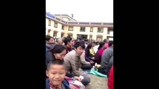 MyBigFamily Reciting Buddha Amithaba Mantra led by His Holi