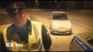 В Самаре появились «охотники» на гаишников(, 2013-09-21T08:50:47.000Z)