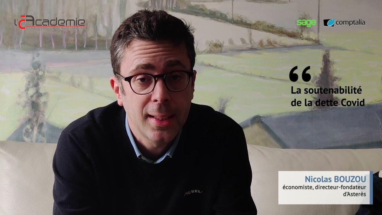 Les Entretiens de l'Académie : Nicolas Bouzou