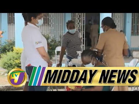 JTA Seek Clarity Regarding Vaccines for Teachers in Jamaica   TVJ Midday News - June 22 2021