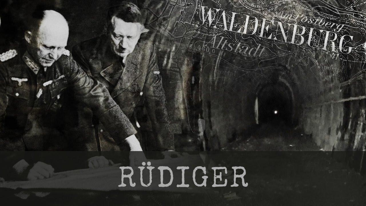 """Kryptonim """"Rüdiger"""" – Wojenna zagadka Wałbrzycha cz. 1"""
