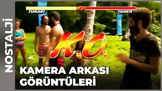 Oyunların Kamera Arkasında Yaşanan Komik Anlar  Survivor Türkiye