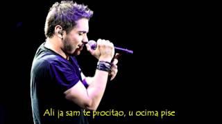Mihalis Hatzigiannis - Mesa sou vriskomai (srpski prevod)