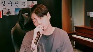Jungkook singing Paradise by BTS (full)