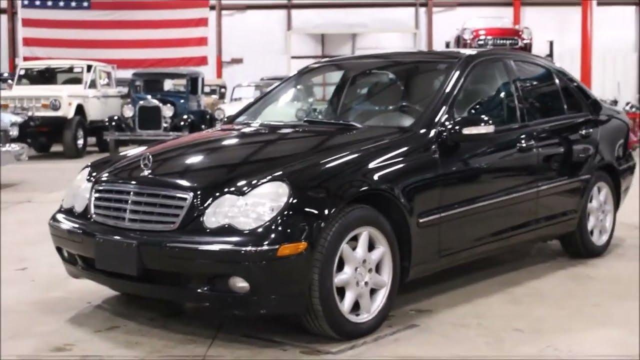 2004 Mercedes C320