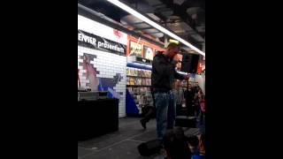 Fler & Silla feat. Tsunami - Pitbull HD LIVE  9.03.2012 Berlin (Saturn)