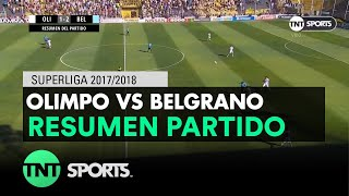 Video Gol Pertandingan Olimpo vs Belgrano