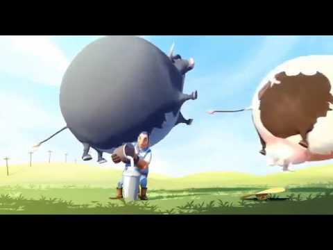 Uçan Hayvanlar çiftiliği Youtube