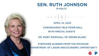 Sen. Johnson Tele-Town Hall: Unemployment Filing