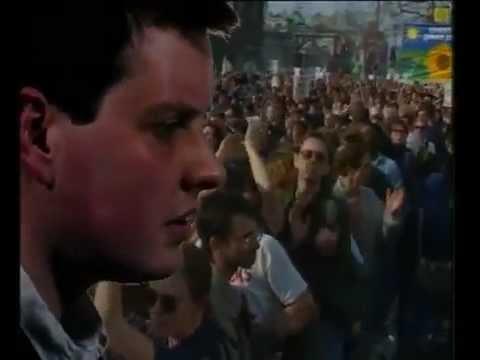 Poll Tax Protest in Trafalger Square London 1990 #AnonDreddsInterests