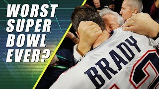 Rams vs. Patriots: A Super Bowl From Hell