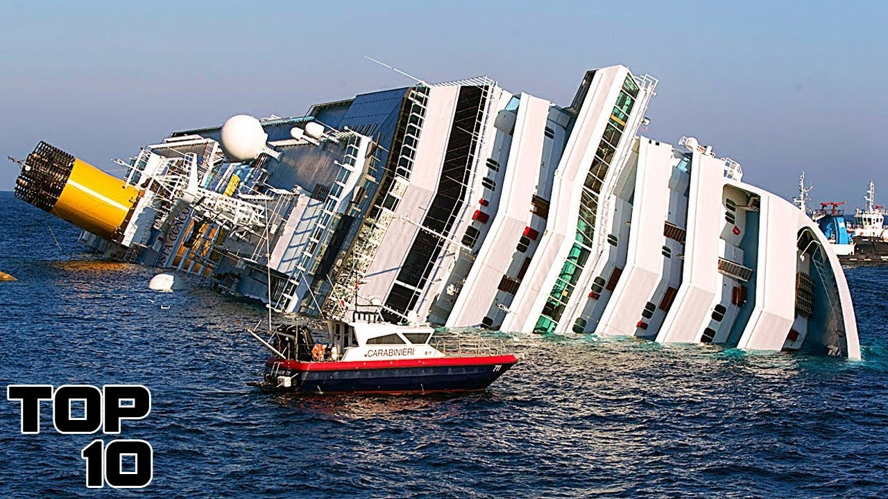 96 Best Images About Cruise Ship: Top 10 Cruise Ship Disasters