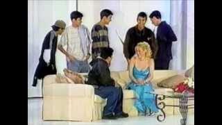 MERMELADA PESADA EN VALE LA PENA SOÑAR 25 JULIO 2001 - PARTE 2