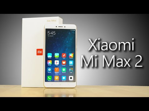 Xiaomi Mi Max 2 (5300 mAh | 6.44"