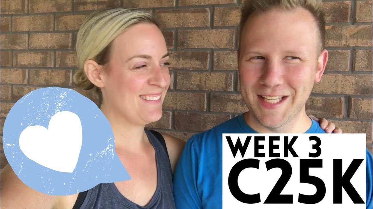 Learning to Run On a Ketogenic Diet - Couch To 5k - Week 3 - YouTube