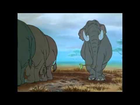 01 el libro de la selva marcha de los elefantes 1920x1080 - Libro da colorare elefante libro ...