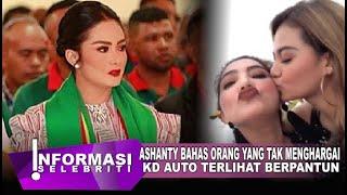 Aurel Berprestasi! Ashanty Singgung Orang Yg Tak Menghargai, Krisdayanti Auto Berpantun Begini