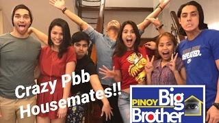 pbb lucky season 7 regular housemates crazy side