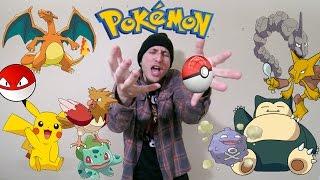 """""""Pokemon Rap Like A Boss"""" - Hi-Rez"""