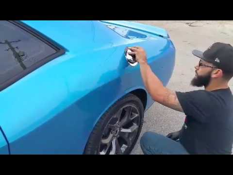 Dodge Challenger Gas Cap Removal Youtube