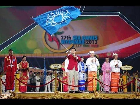 27th SEA Games: Closing Ceremony