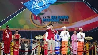 Gambar cover 27th SEA Games: Closing Ceremony