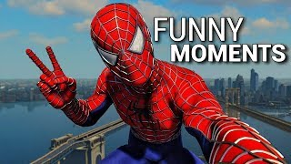 Spider-Man PS4 Funny Moments #3 Into the Spider-Verse