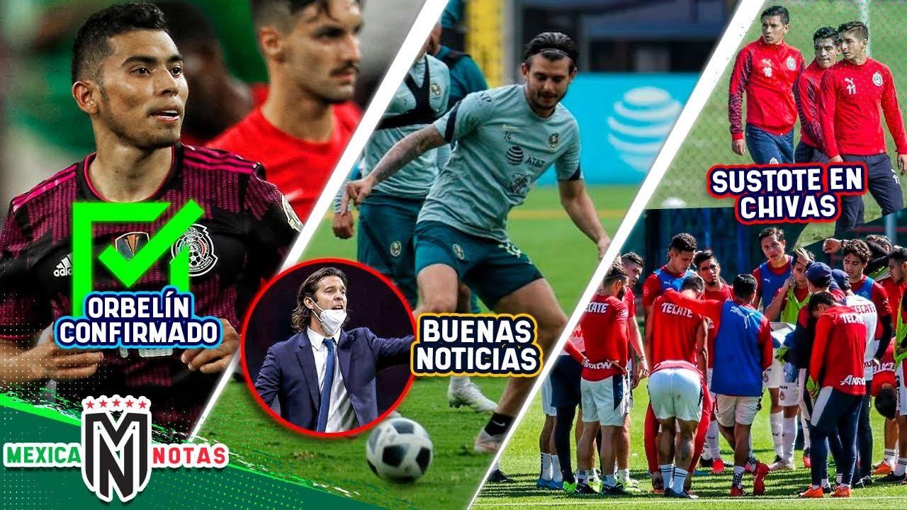 Orbelín TIENE ACUERDO   BUENAS NOTICIAS con Benedetti   Porto x CRACK MEXICANO   SUSTOTE en Chivas