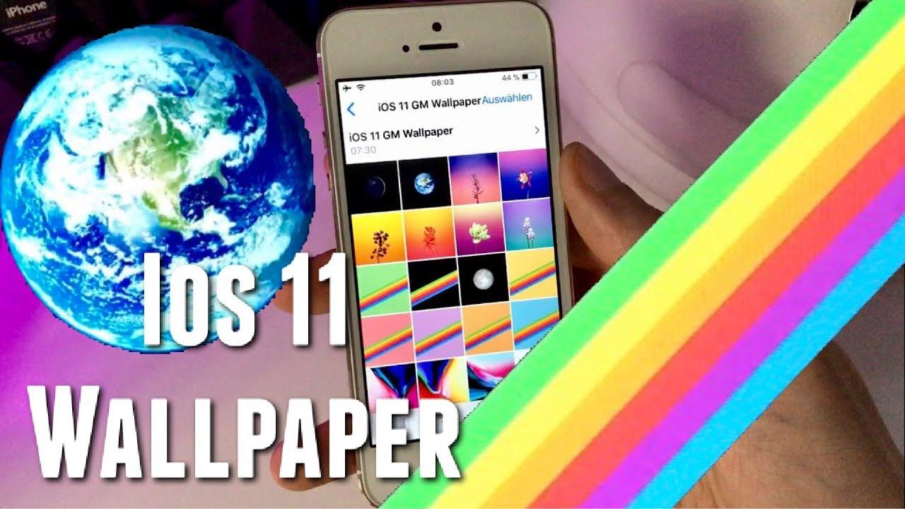 Grab The Ios 11 Default Wallpaper: Neue IOS 11 Wallpaper Geleakt