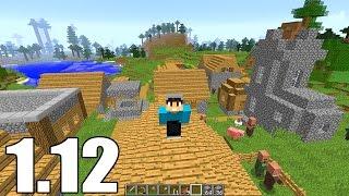 MINECRAFT 1.12 - COMÏENZA LA NUEVA SERIE SURVIVAL!!! - gameplay minecraft español