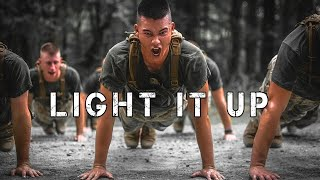 Military Motivation - LIGHT IT UP   Military Crossfit Workouts