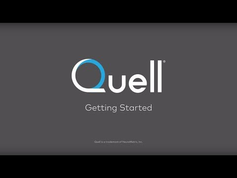 Quell 2.0: Getting Started