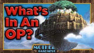 Castle in the Sky - Introducing Ghibli - What's in an OP?