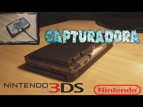Nintendo 3Ds Capturadora