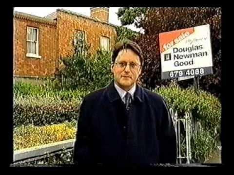 Irish House Market Slump - RTE News Report, October 2001