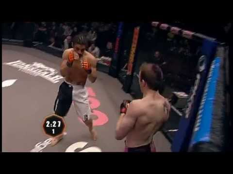 BAMMA 5: (Prelim) Peter Duncan Vs. Jason Ball