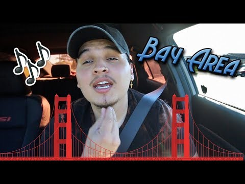My Bay Area Playlist | Benny Soliven *SLAPS*