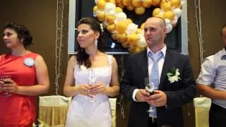 02 Свадьба Рома и Лена камера 2 Nikon Video