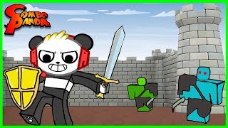 Roblox Mystic Tower Let's Play with Combo Panda