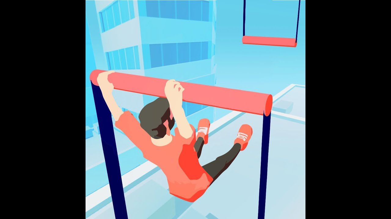 FLIP MAN by Ketchapp on iOS and Android