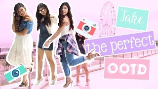 How To Pose for Instagram OOTDs (Taglish) | Janina Vela