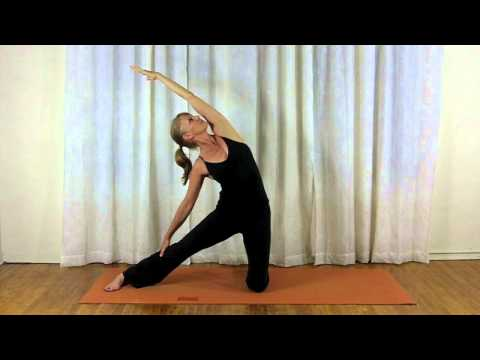Basic Yoga | Gate Pose | Parighasana