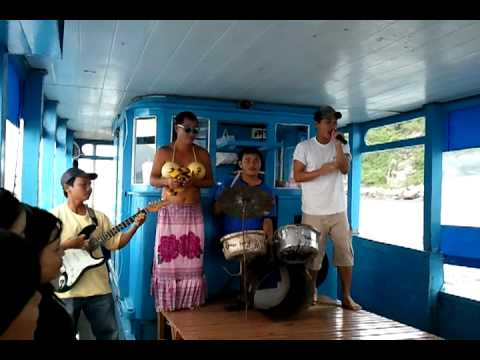 Nha Trang - Boy Band - Wonderwall (cover)