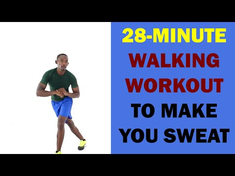 The Best Walking Workout for Weight Loss | Non Treadmill Cardio Workout
