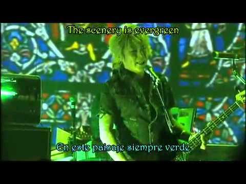 Hyde - Evergreen Rock