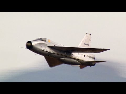 Fighter Jets - English Electric Lightning